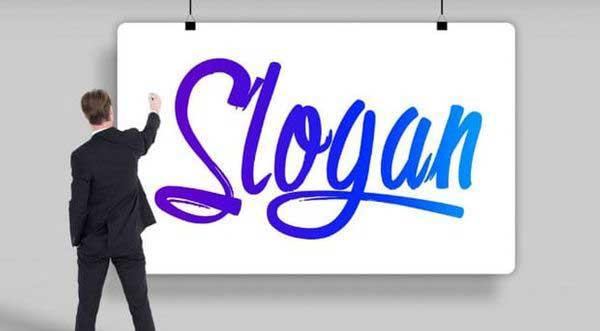 Slogan - Các câu slogan hay về kinh doanh