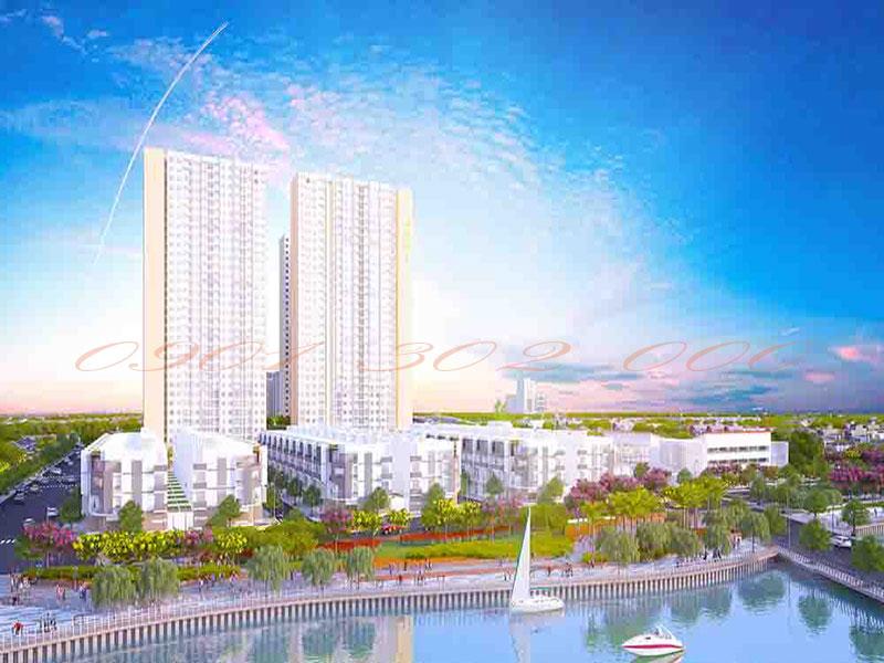 Asahi Tower - Bảng giá chi tiết căn hộ Asahi tower quận 8