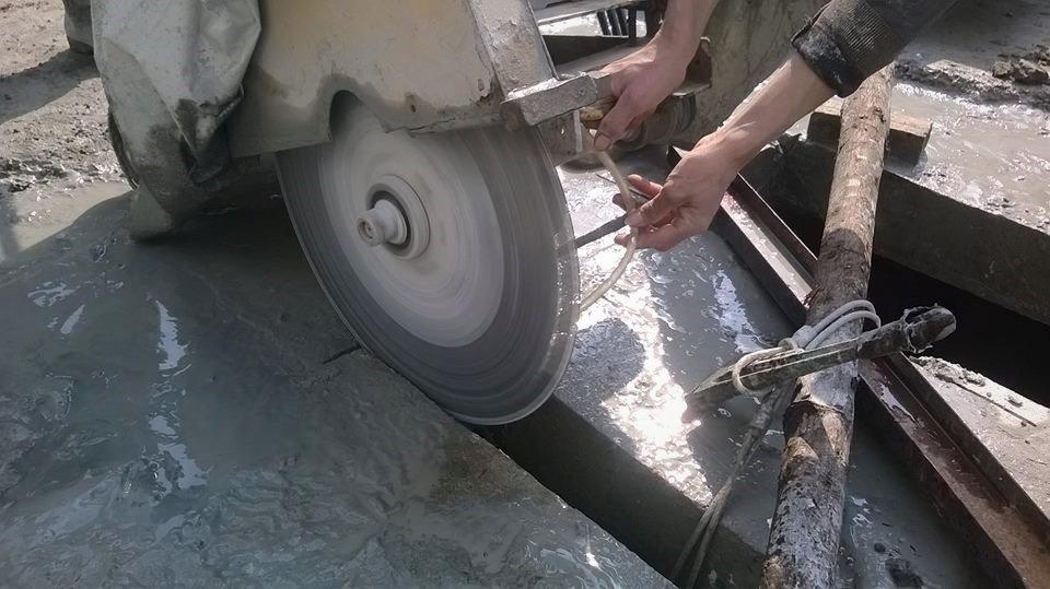 Máy cắt bê tông có những tính năng nào?