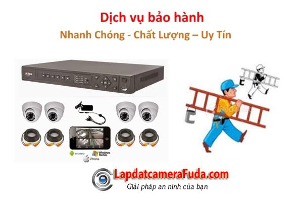 Thi công lắp đặt camera quận Phú Nhuận giá rẻ chất lượng