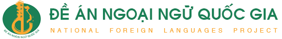 Trang chủ Đề án Ngoại ngữ Quốc gia