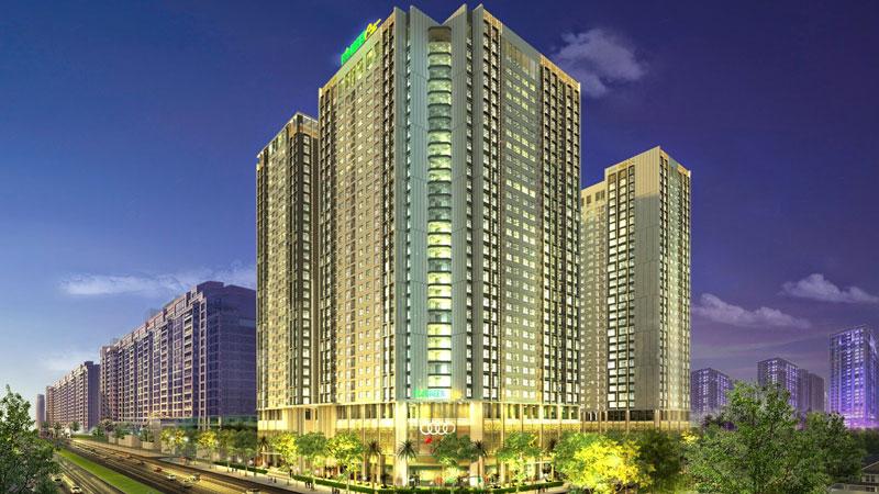 Căn hộ Asahi Towerlà dạng căn hộ cao cấp tạidự án Asahi Tower. Đây là dự án lớn tổ hợp nhiều dạng công trình từ căn hộ, đến văn phòng, shop kinh doanh, trung tâm thương mại...