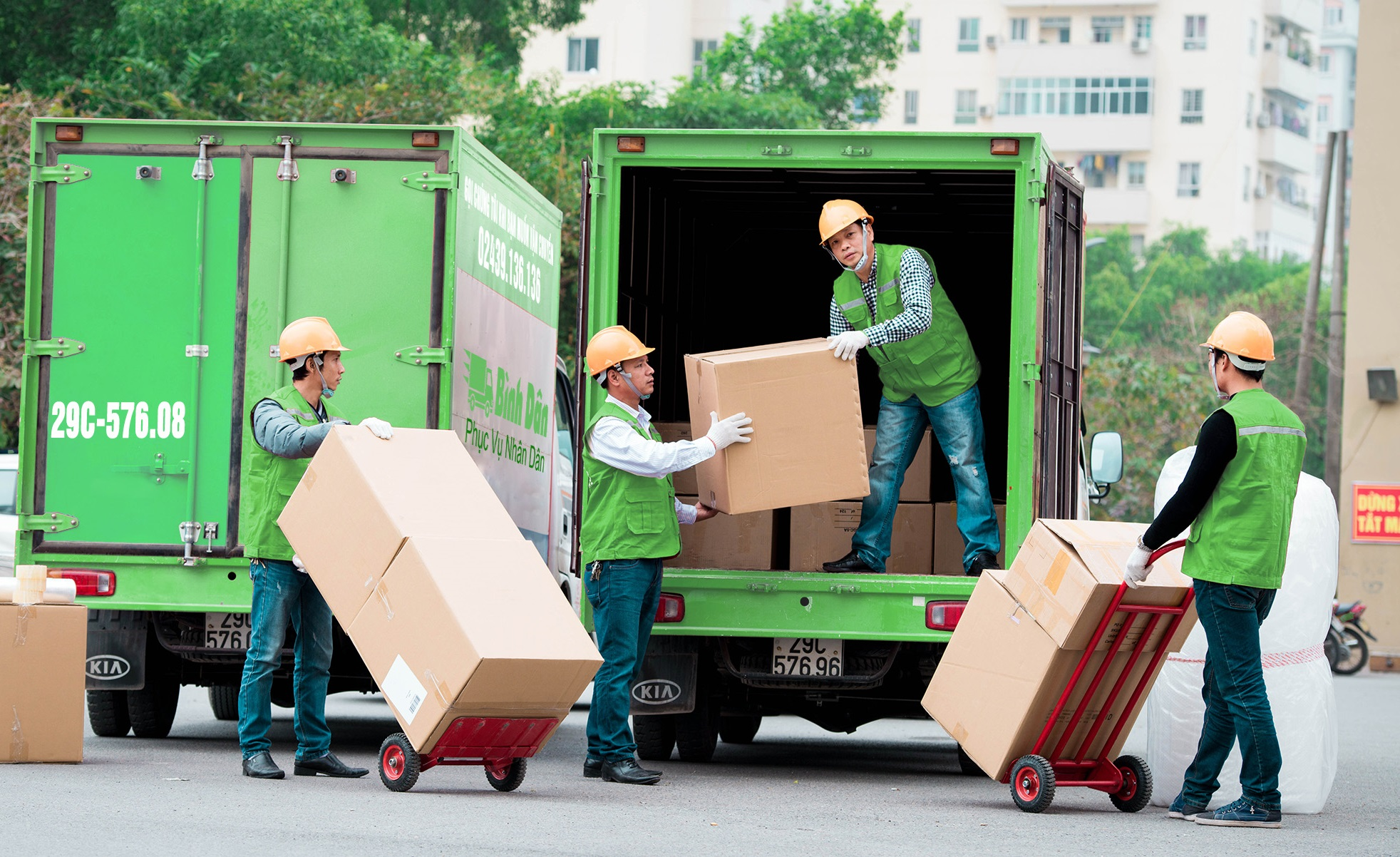 Top 10 dịch vụ bốc xếp hàng hóa chuyên nghiệp tại Tphcm năm 2021