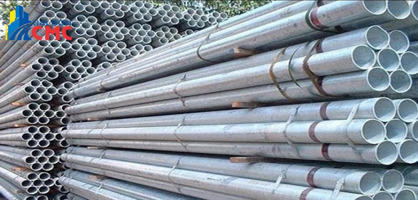 Cập nhật bảng giá ống thép mạ kẽm mới nhất năm 2021