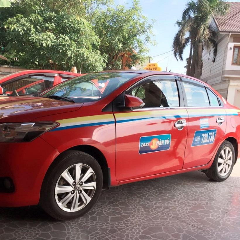 Taxi Mận Vũ (Kỳ Anh)