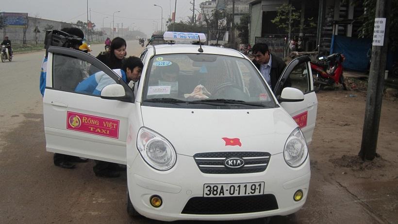 Taxi Rồng Việt